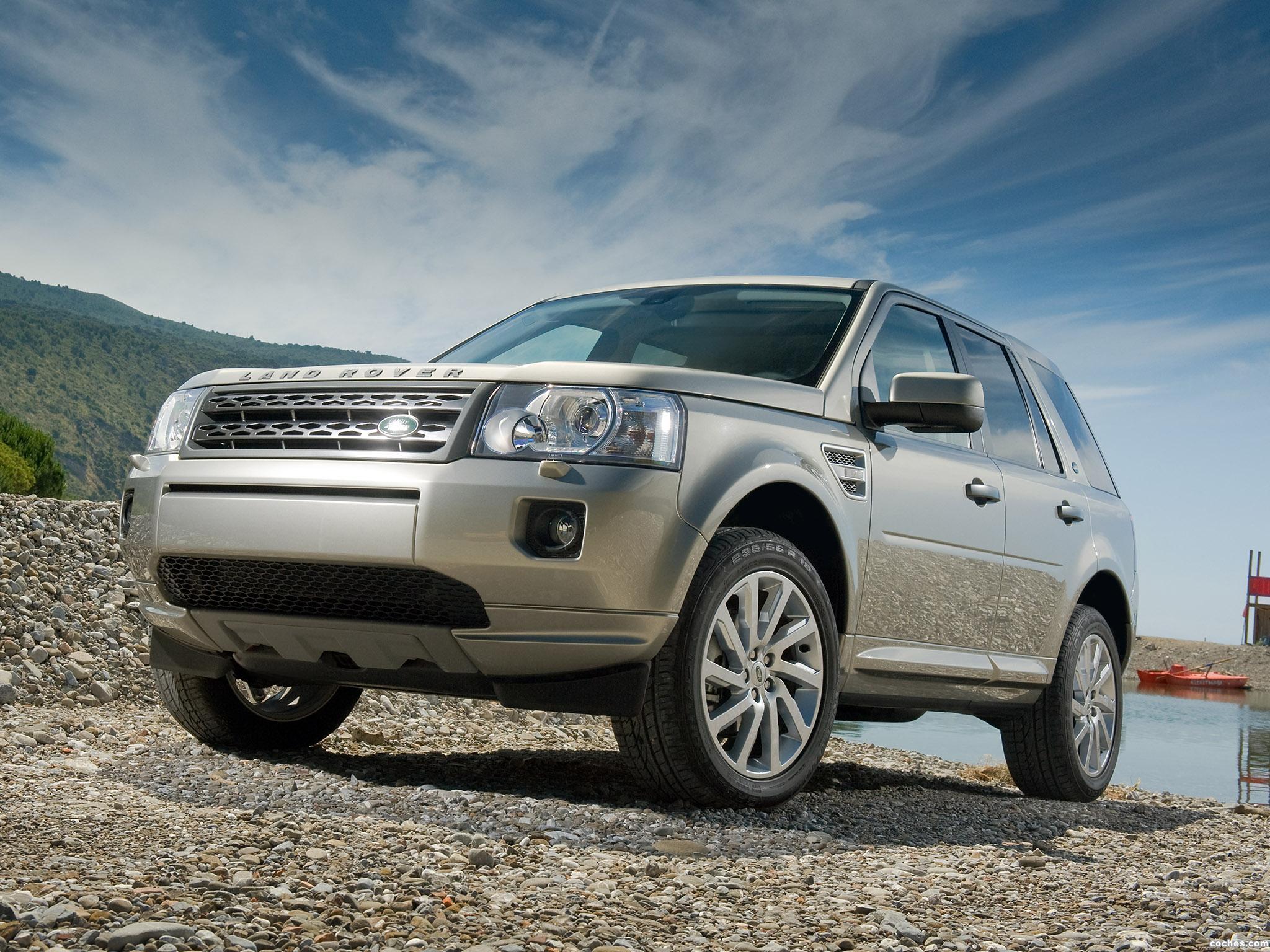 Foto 0 de Land Rover Freelander 2 2010