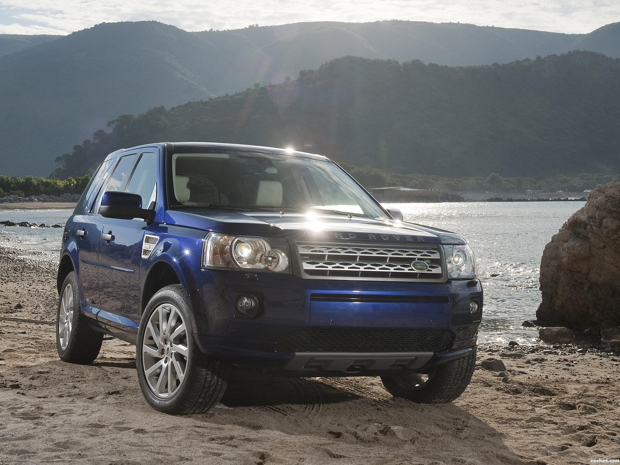 Foto 0 de Land Rover Freelander 2 HSE 2010