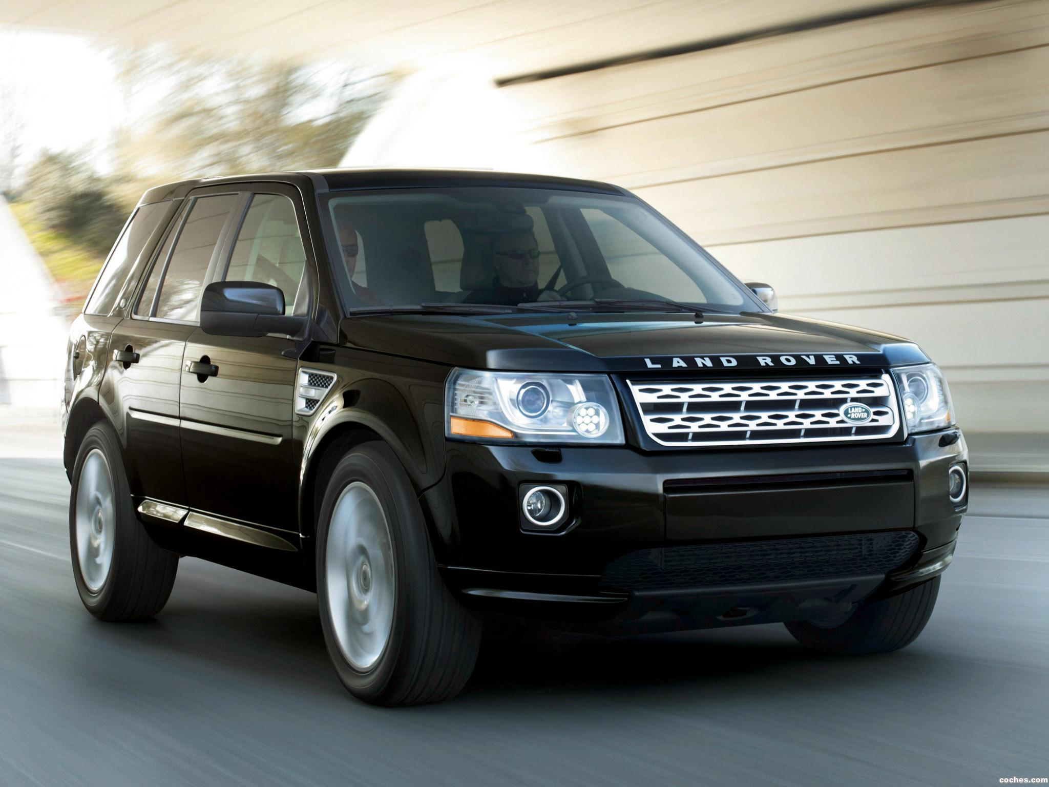 Foto 0 de Land Rover Freelander 2 HSE Luxury 2014