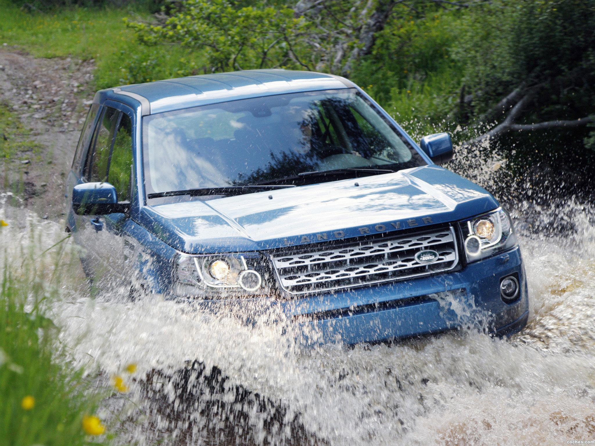 Foto 0 de Land Rover Freelander 2 SD4 2013