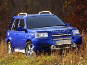 Ver foto 20 de Land Rover Freelander Callaway 2002