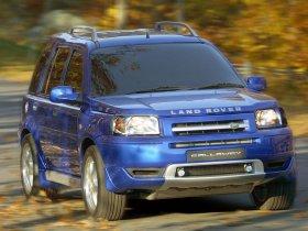 Ver foto 10 de Land Rover Freelander Callaway 2002
