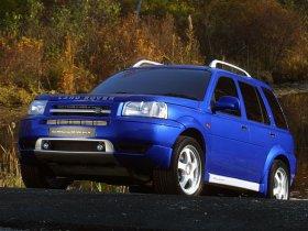 Ver foto 9 de Land Rover Freelander Callaway 2002