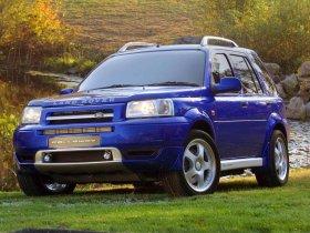 Ver foto 8 de Land Rover Freelander Callaway 2002