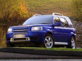 Ver foto 19 de Land Rover Freelander Callaway 2002