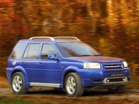 Ver foto 14 de Land Rover Freelander Callaway 2002