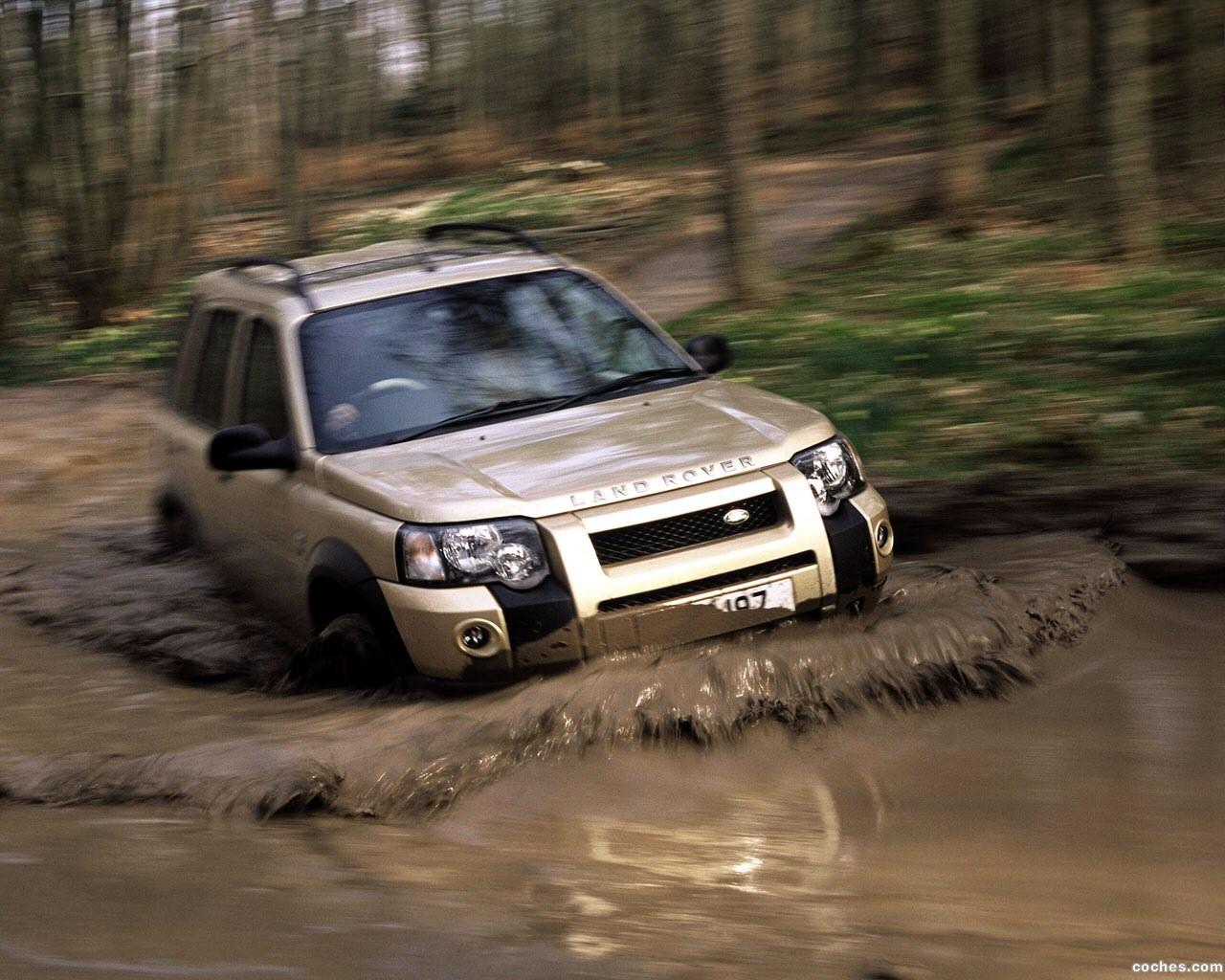Foto 0 de Land Rover Freelander 2005