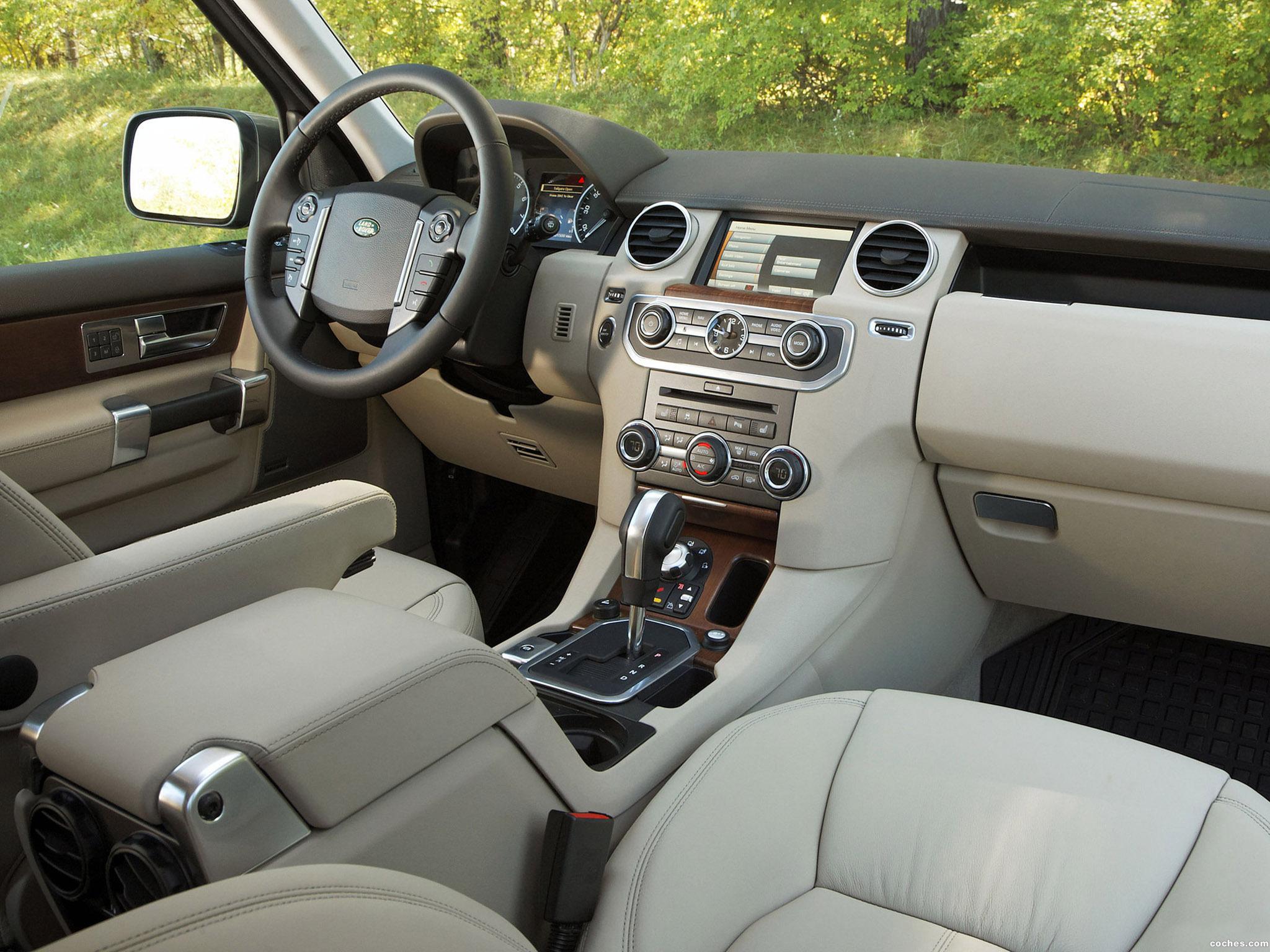 Foto 23 de Land Rover Discovery LR4 2009