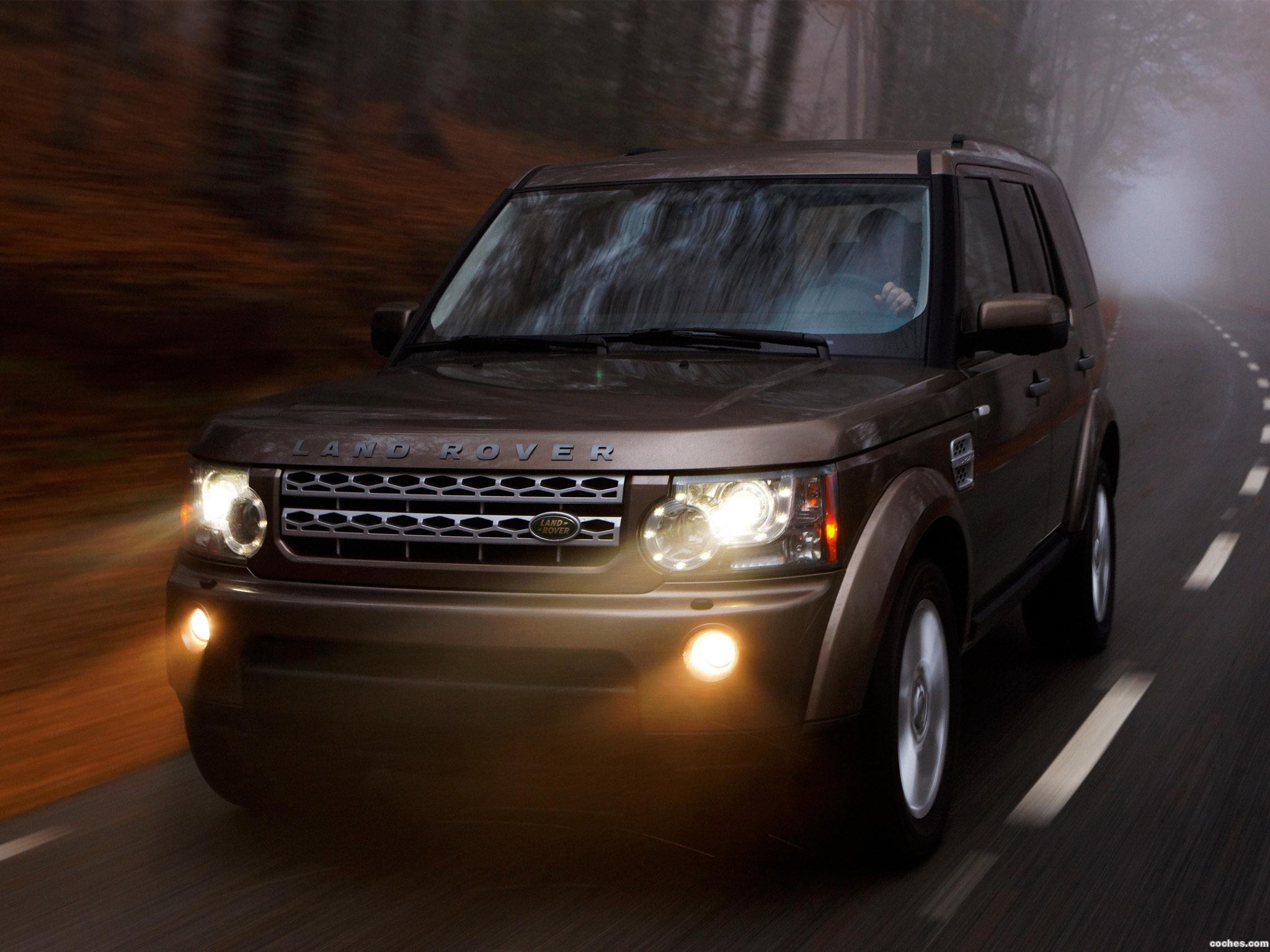 Foto 11 de Land Rover Discovery LR4 2009