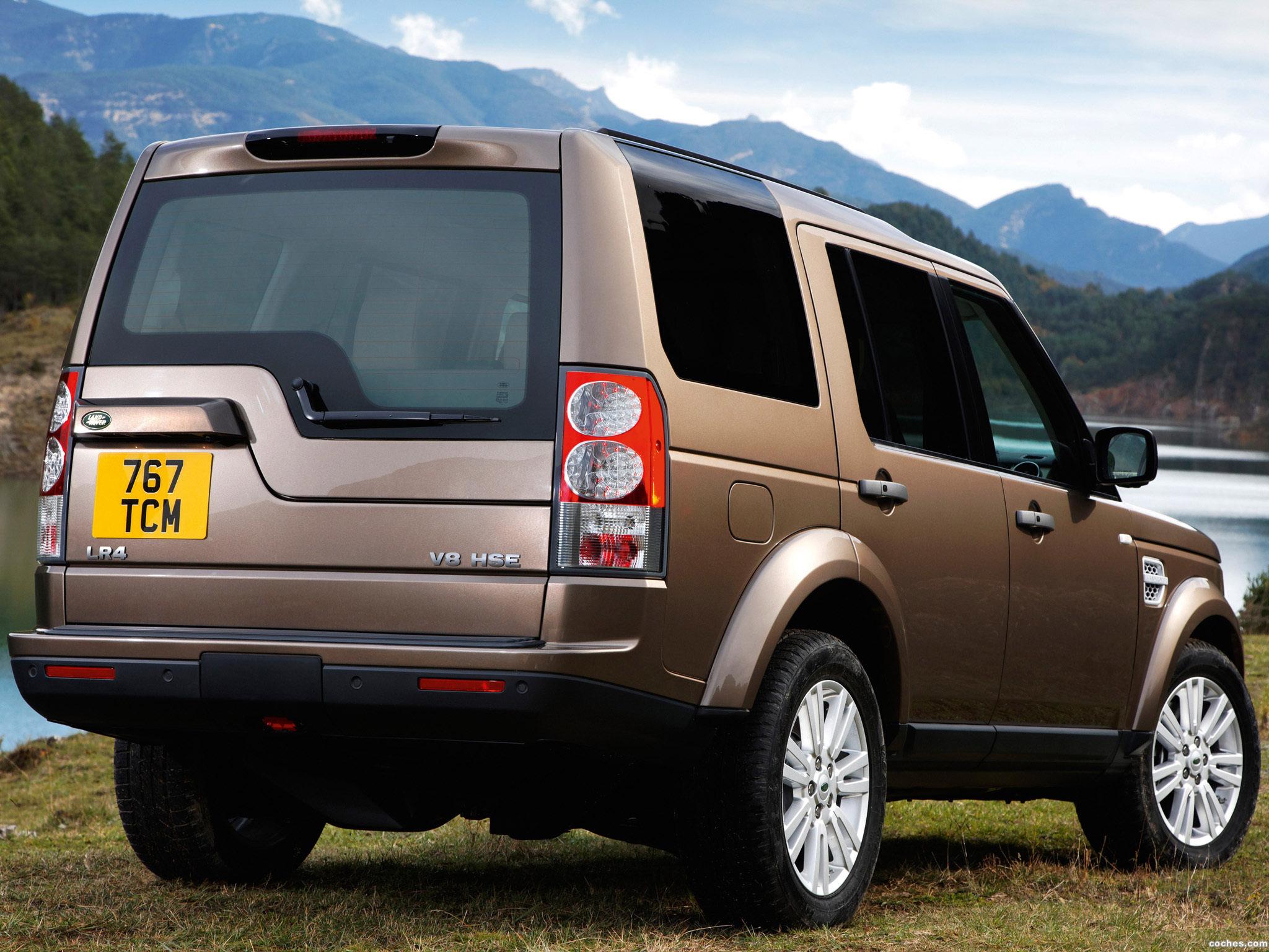 Foto 8 de Land Rover Discovery LR4 2009