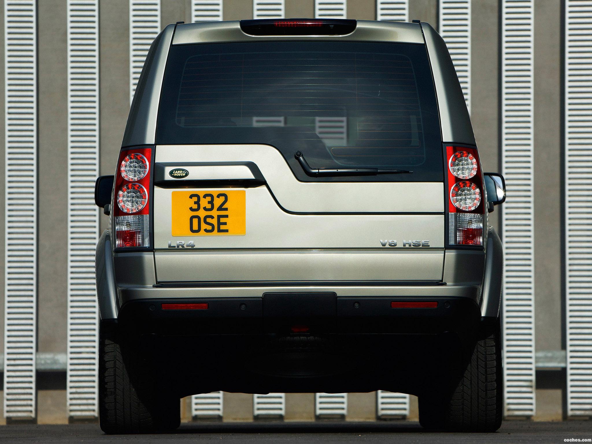 Foto 7 de Land Rover Discovery LR4 2009