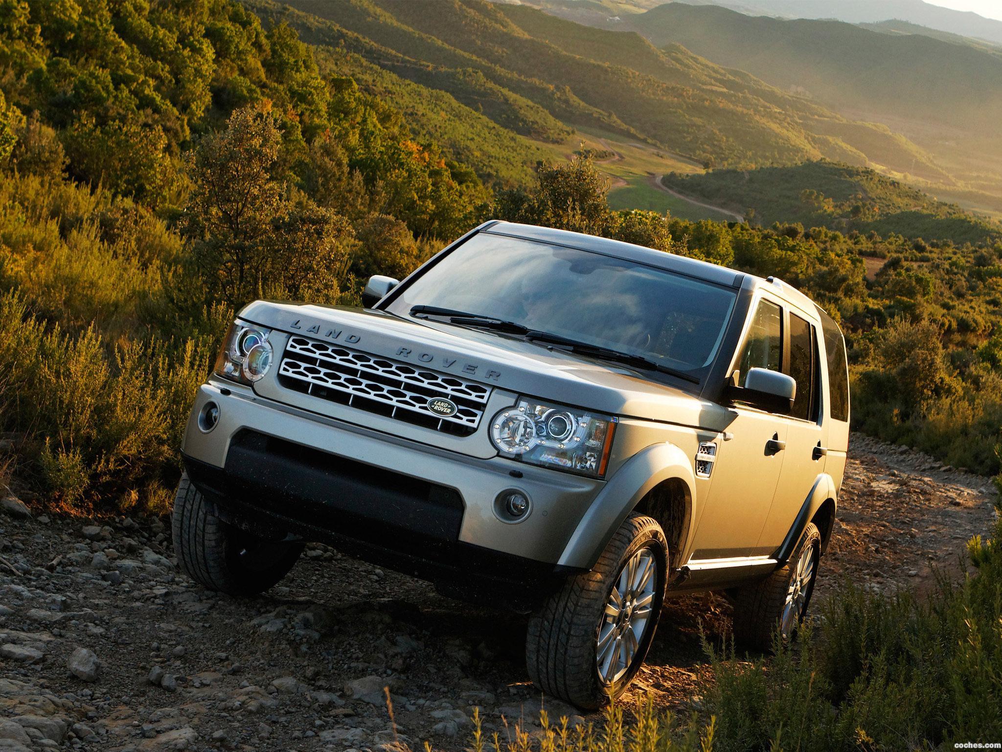 Foto 5 de Land Rover Discovery LR4 2009
