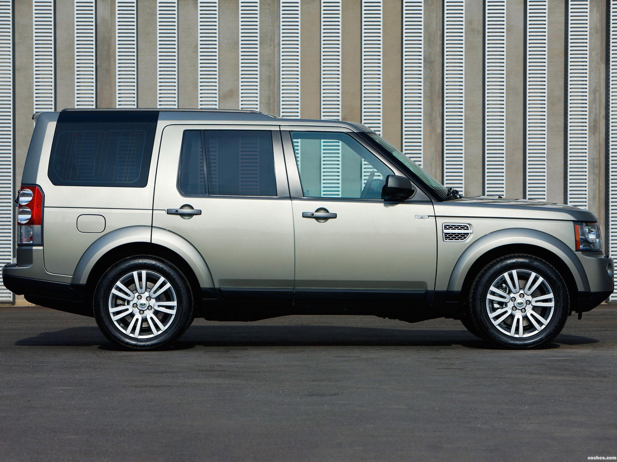 Foto 4 de Land Rover Discovery LR4 2009