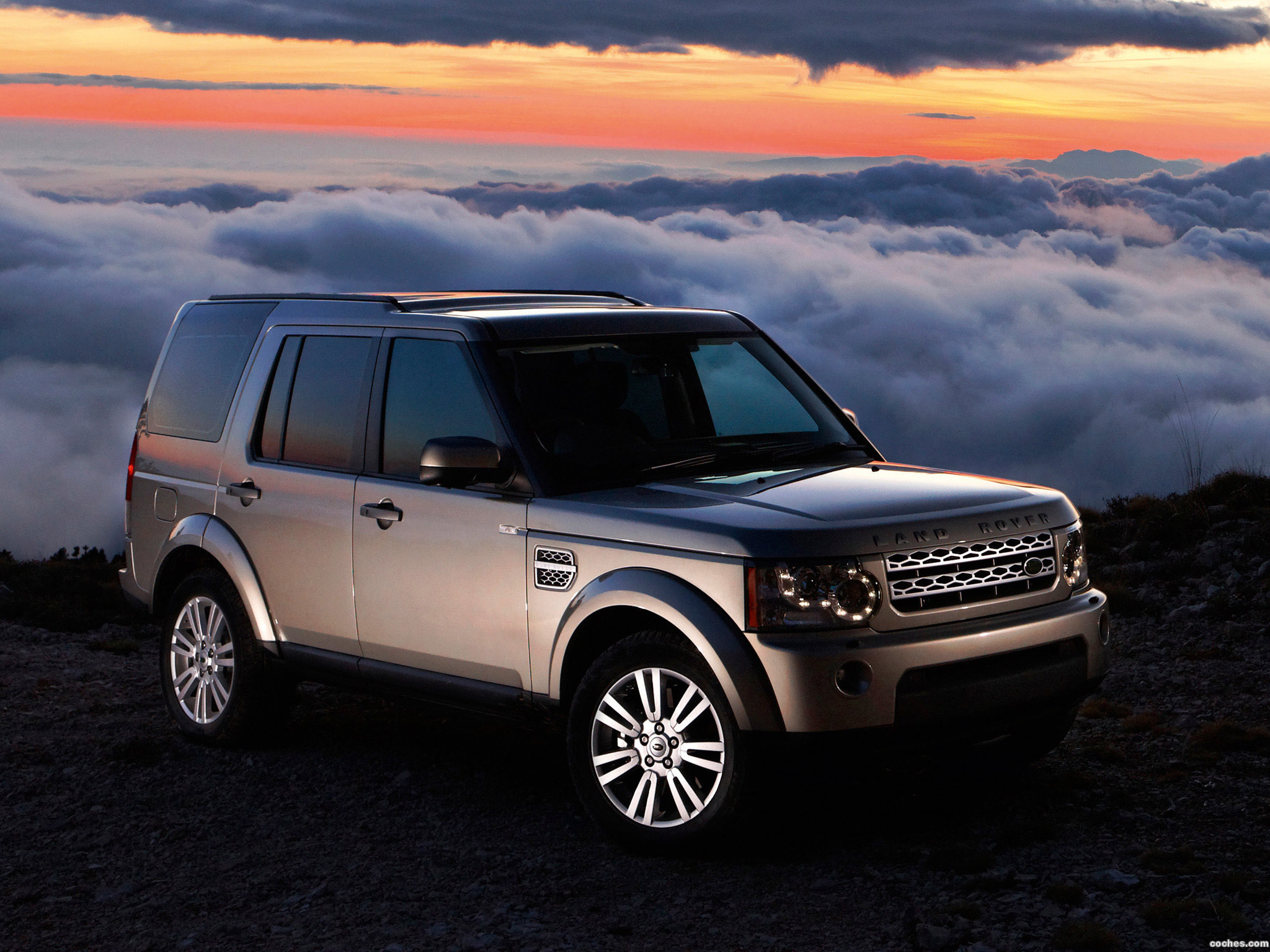 Foto 2 de Land Rover Discovery LR4 2009
