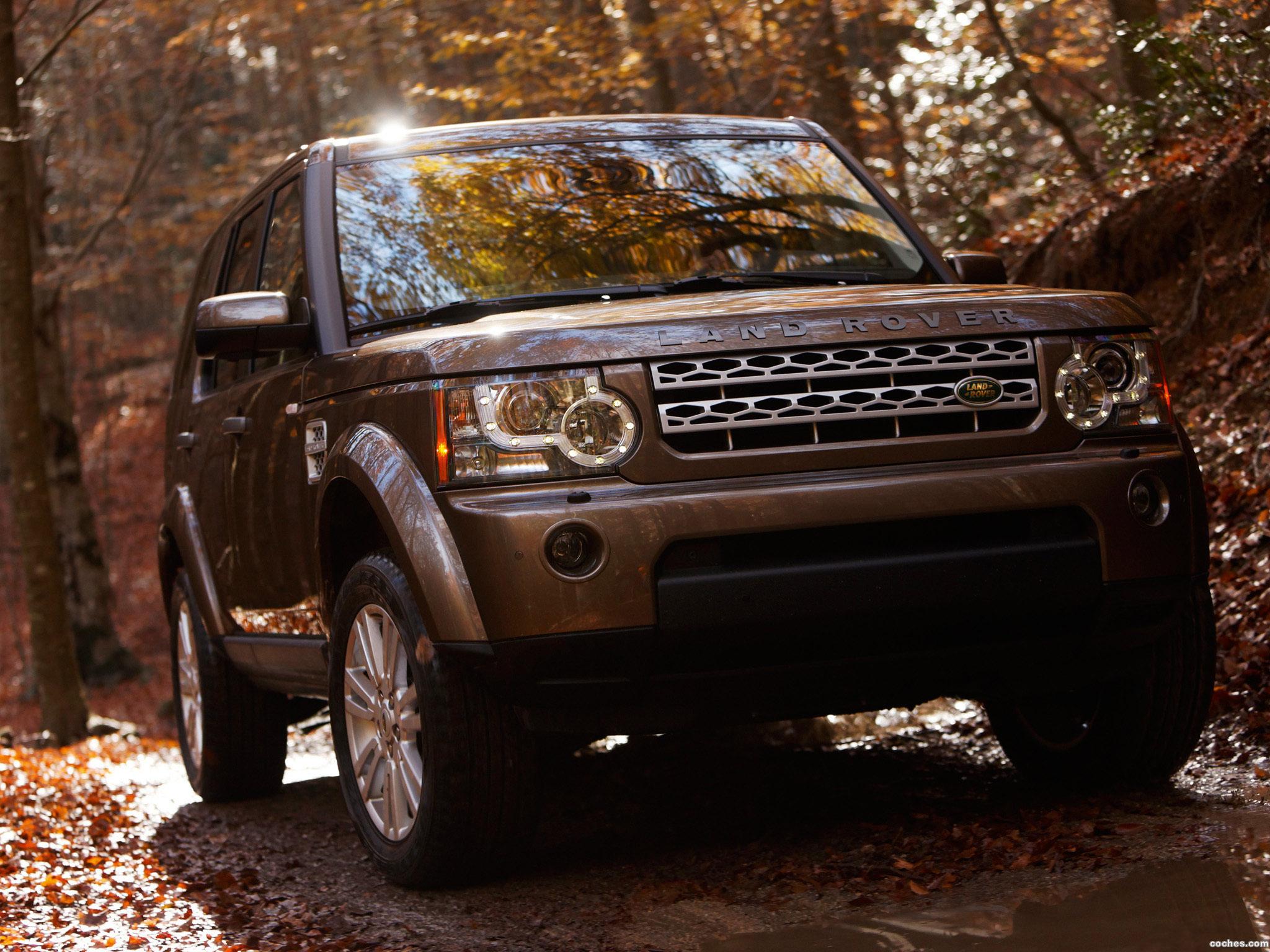 Foto 0 de Land Rover Discovery LR4 2009
