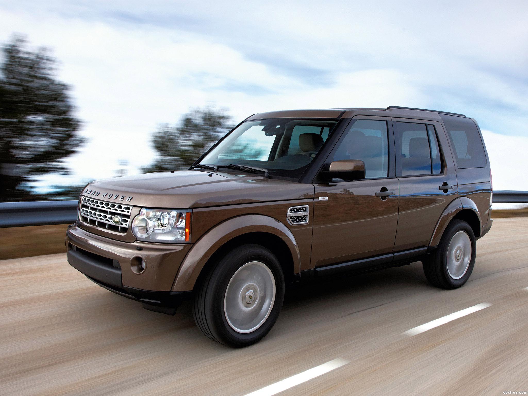 Foto 21 de Land Rover Discovery LR4 2009