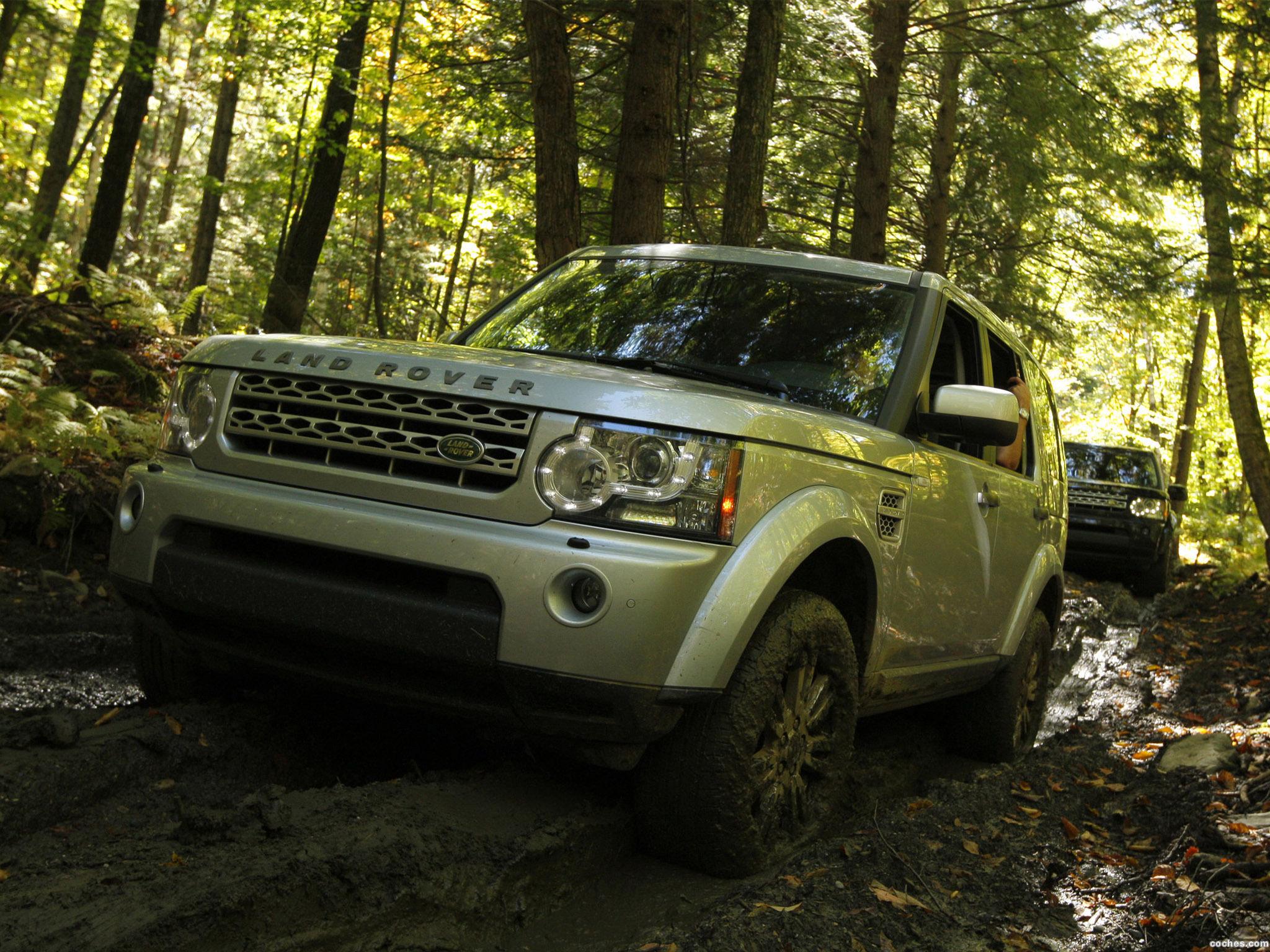 Foto 20 de Land Rover Discovery LR4 2009