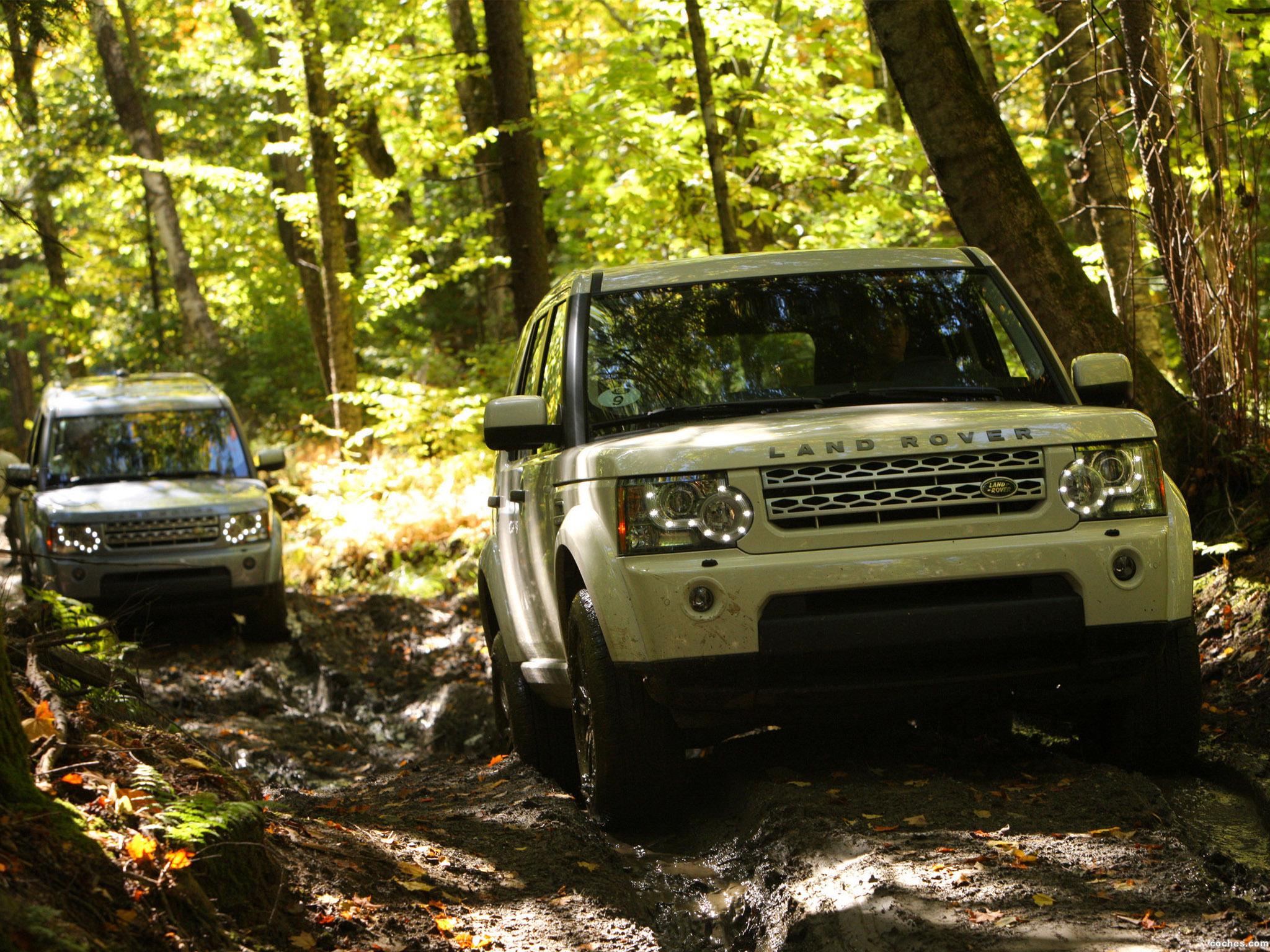 Foto 19 de Land Rover Discovery LR4 2009