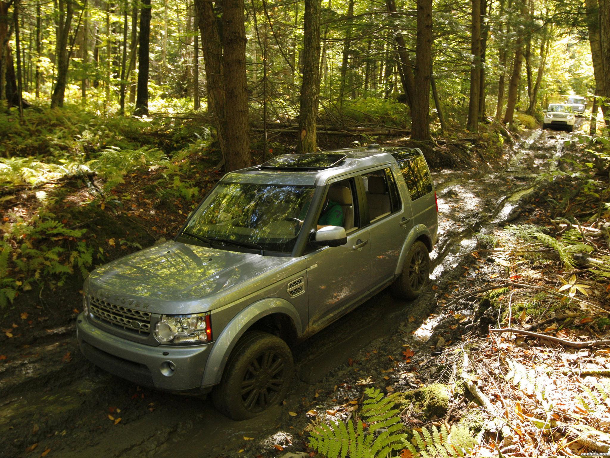 Foto 18 de Land Rover Discovery LR4 2009