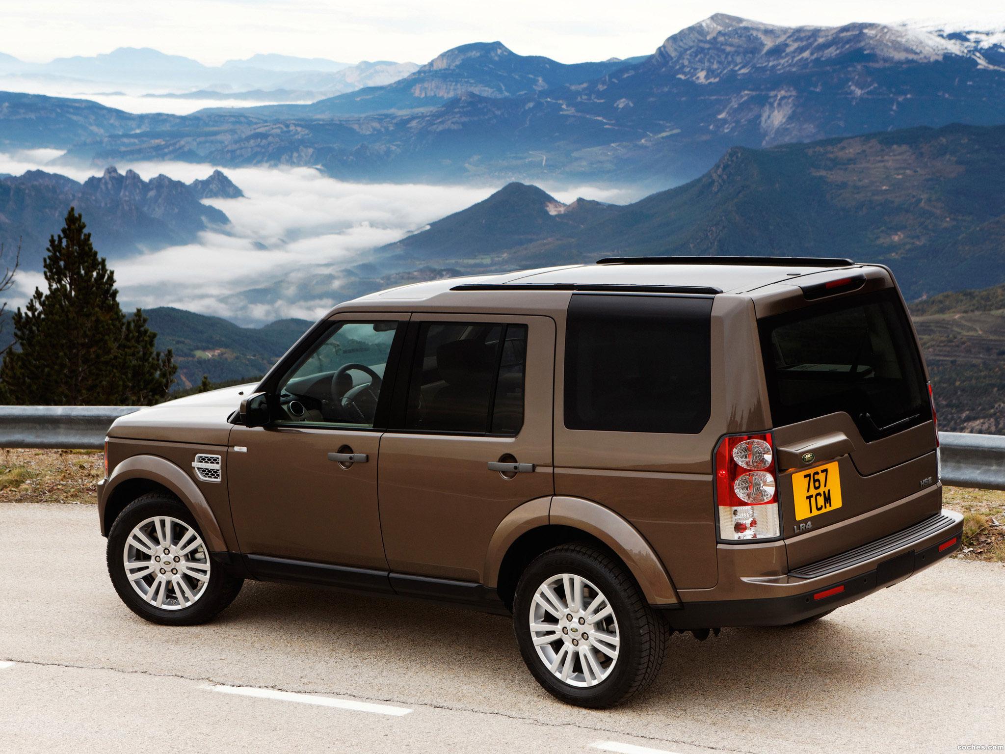 Foto 17 de Land Rover Discovery LR4 2009