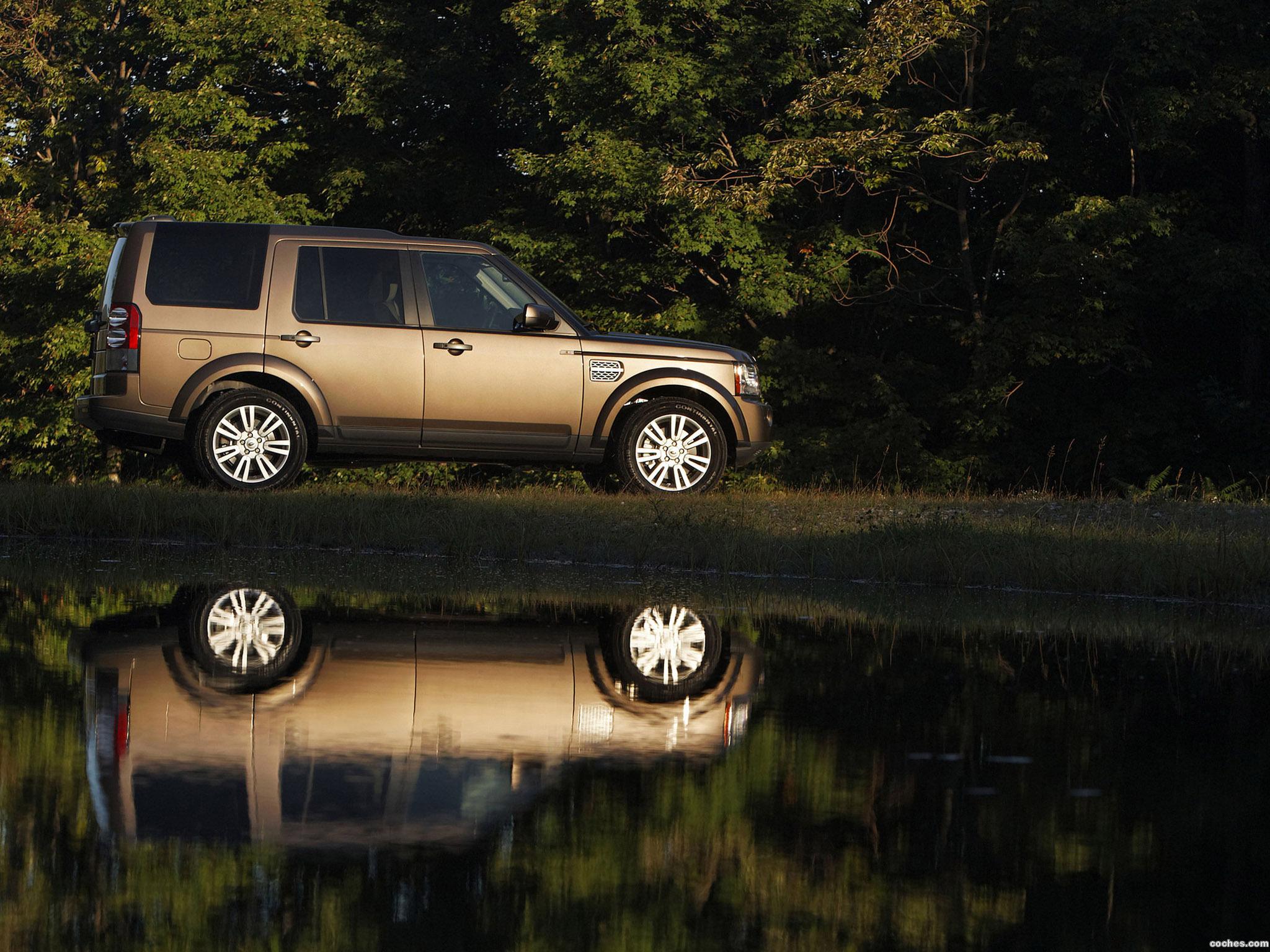 Foto 15 de Land Rover Discovery LR4 2009
