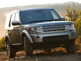 Ver foto 7 de Land Rover Discovery LR4 2009