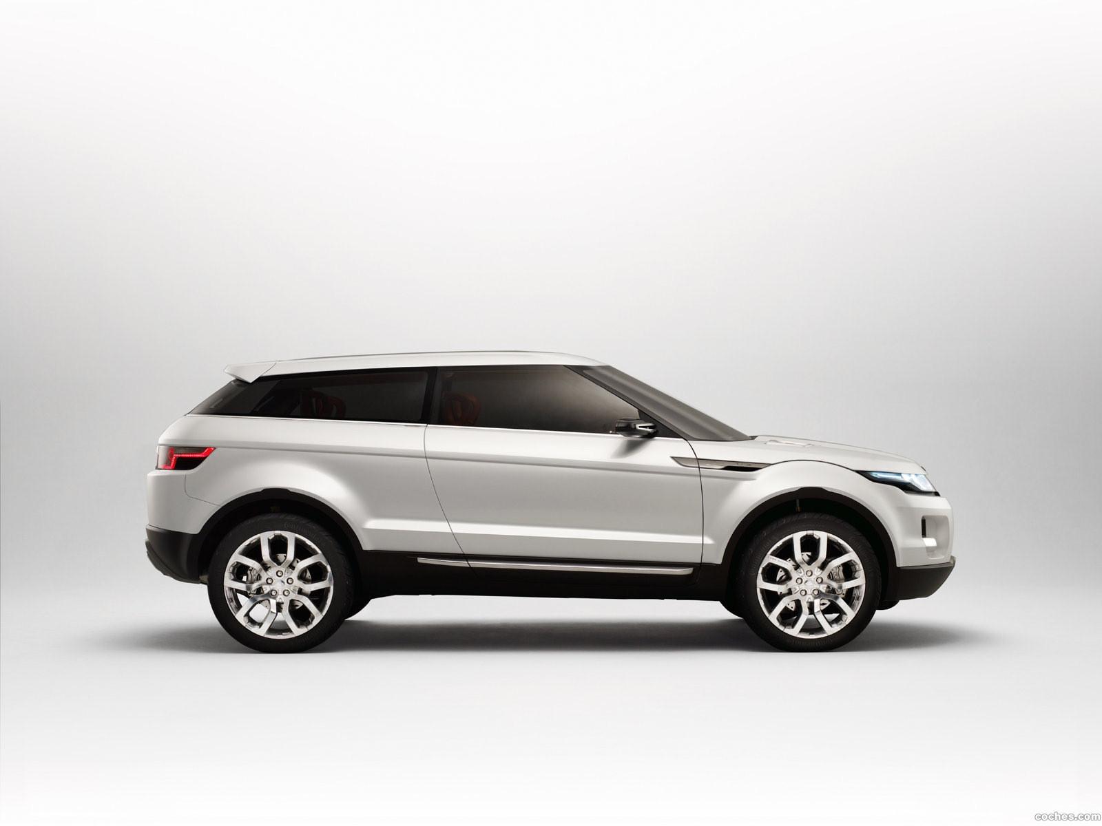 Foto 10 de Land Rover LRX Concept 2007