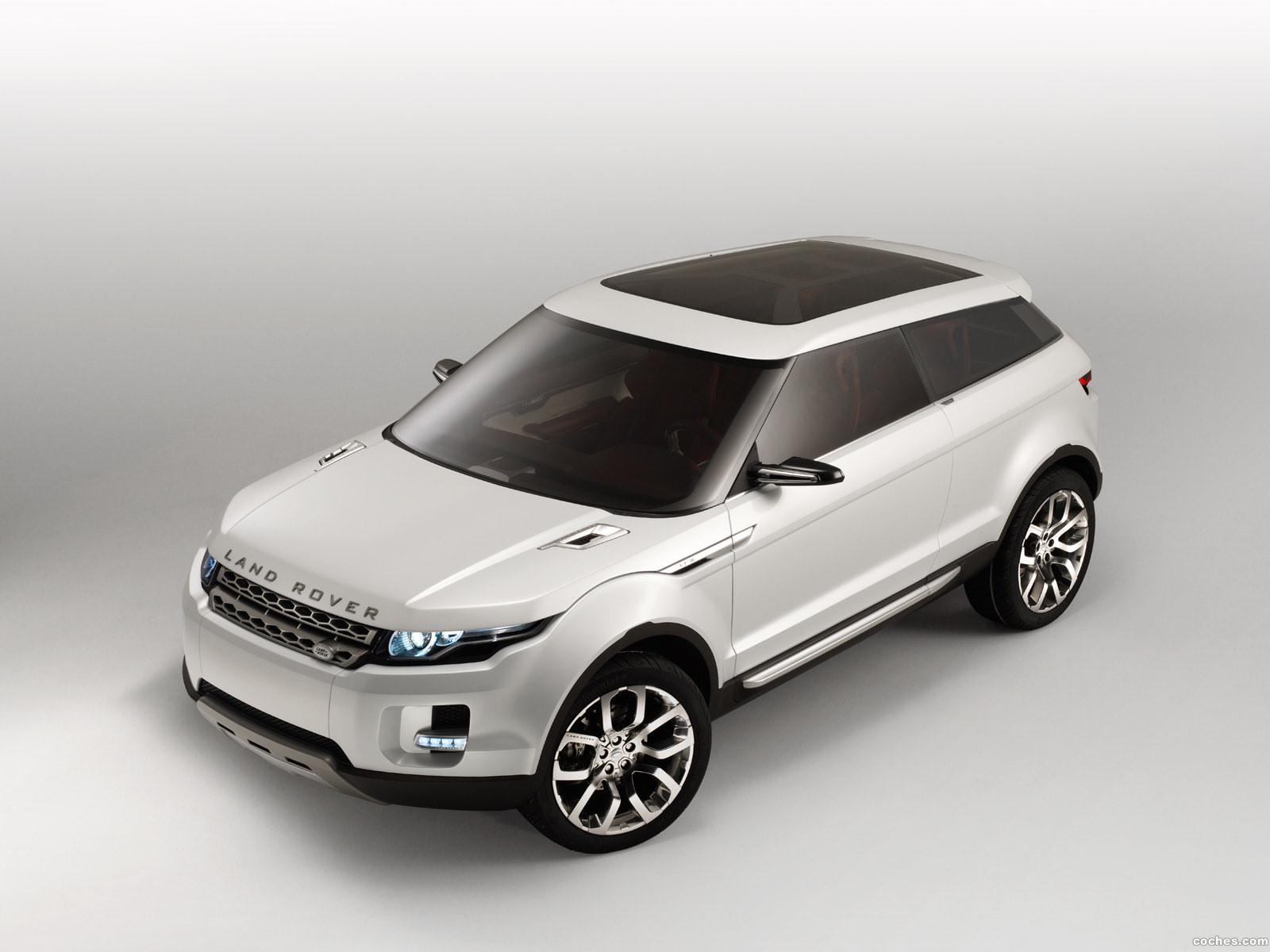 Foto 14 de Land Rover LRX Concept 2007