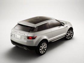Ver foto 10 de Land Rover LRX Concept 2007