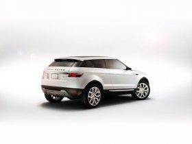 Ver foto 9 de Land Rover LRX Concept 2007