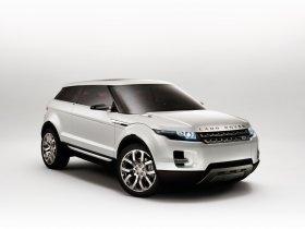 Ver foto 8 de Land Rover LRX Concept 2007