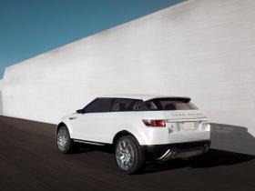 Ver foto 7 de Land Rover LRX Concept 2007