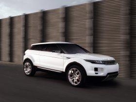 Ver foto 6 de Land Rover LRX Concept 2007