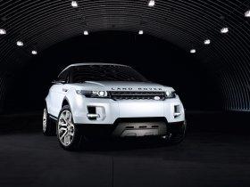 Ver foto 4 de Land Rover LRX Concept 2007