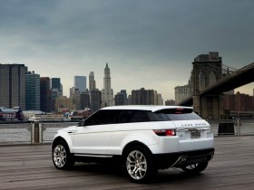 Ver foto 3 de Land Rover LRX Concept 2007