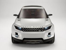 Ver foto 18 de Land Rover LRX Concept 2007