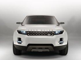 Ver foto 17 de Land Rover LRX Concept 2007