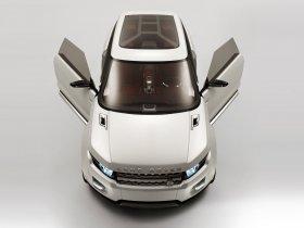 Ver foto 16 de Land Rover LRX Concept 2007