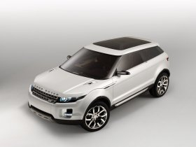 Ver foto 15 de Land Rover LRX Concept 2007