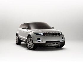 Ver foto 14 de Land Rover LRX Concept 2007