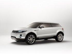 Ver foto 13 de Land Rover LRX Concept 2007