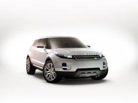 Ver foto 12 de Land Rover LRX Concept 2007