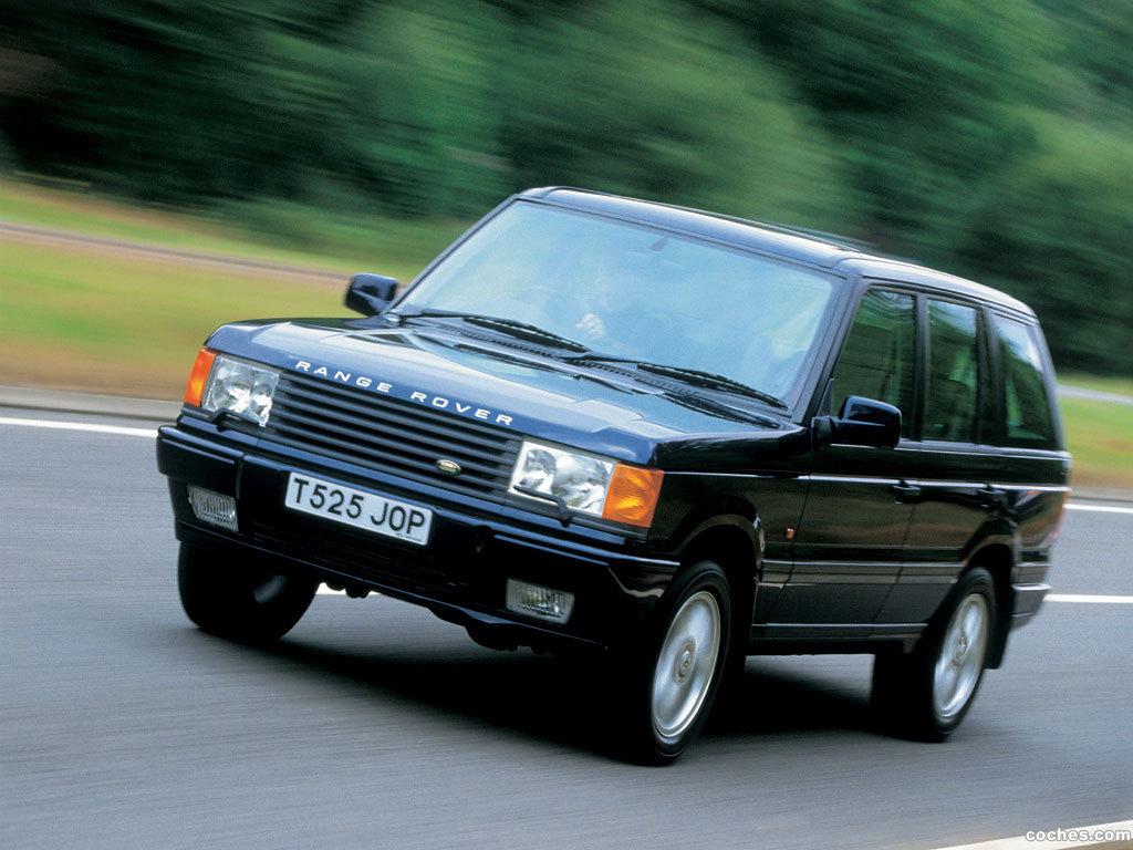 Foto 0 de Land Rover Range Rover 1994