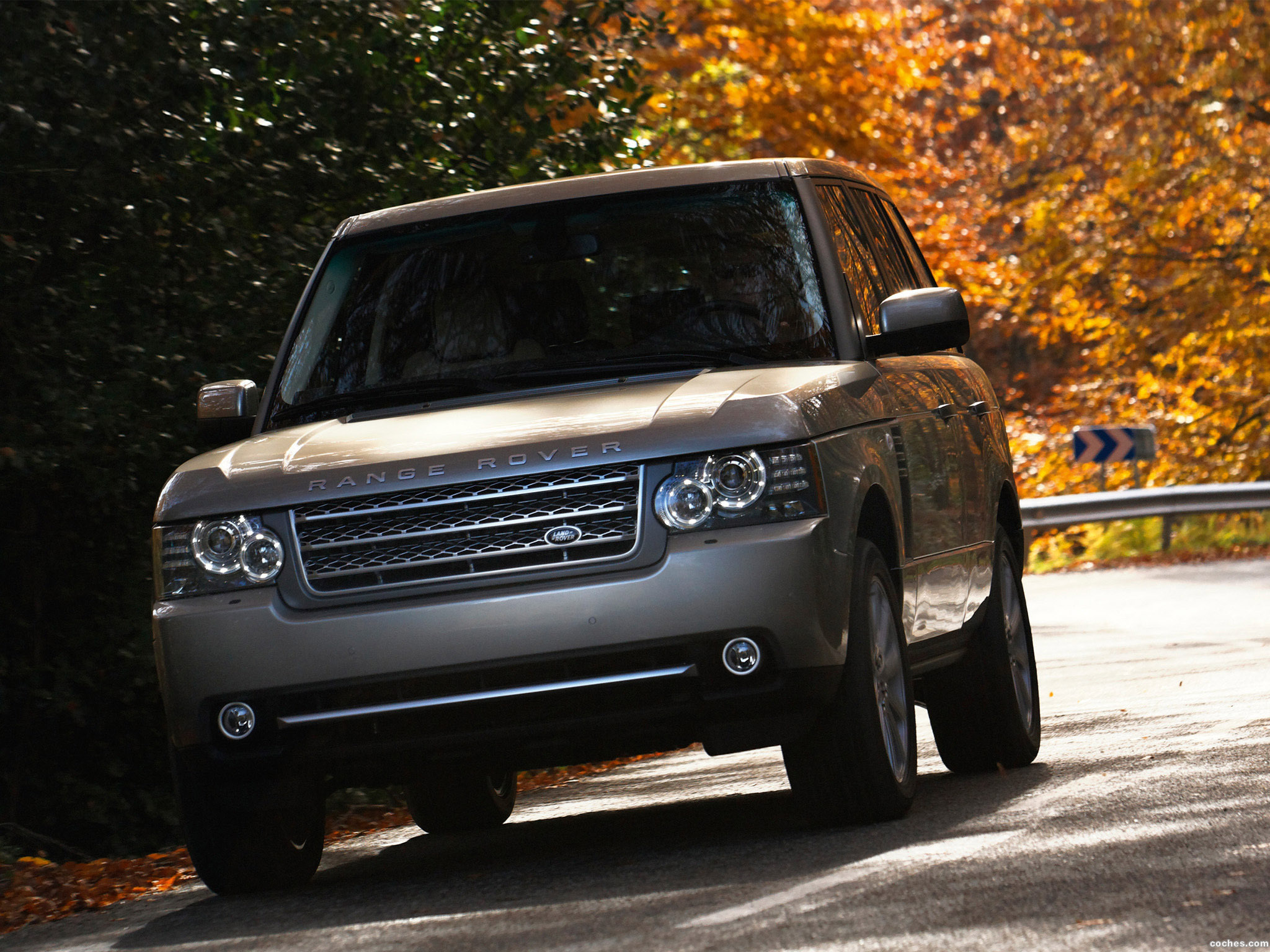Foto 14 de Land Rover Range Rover (L322) 2009