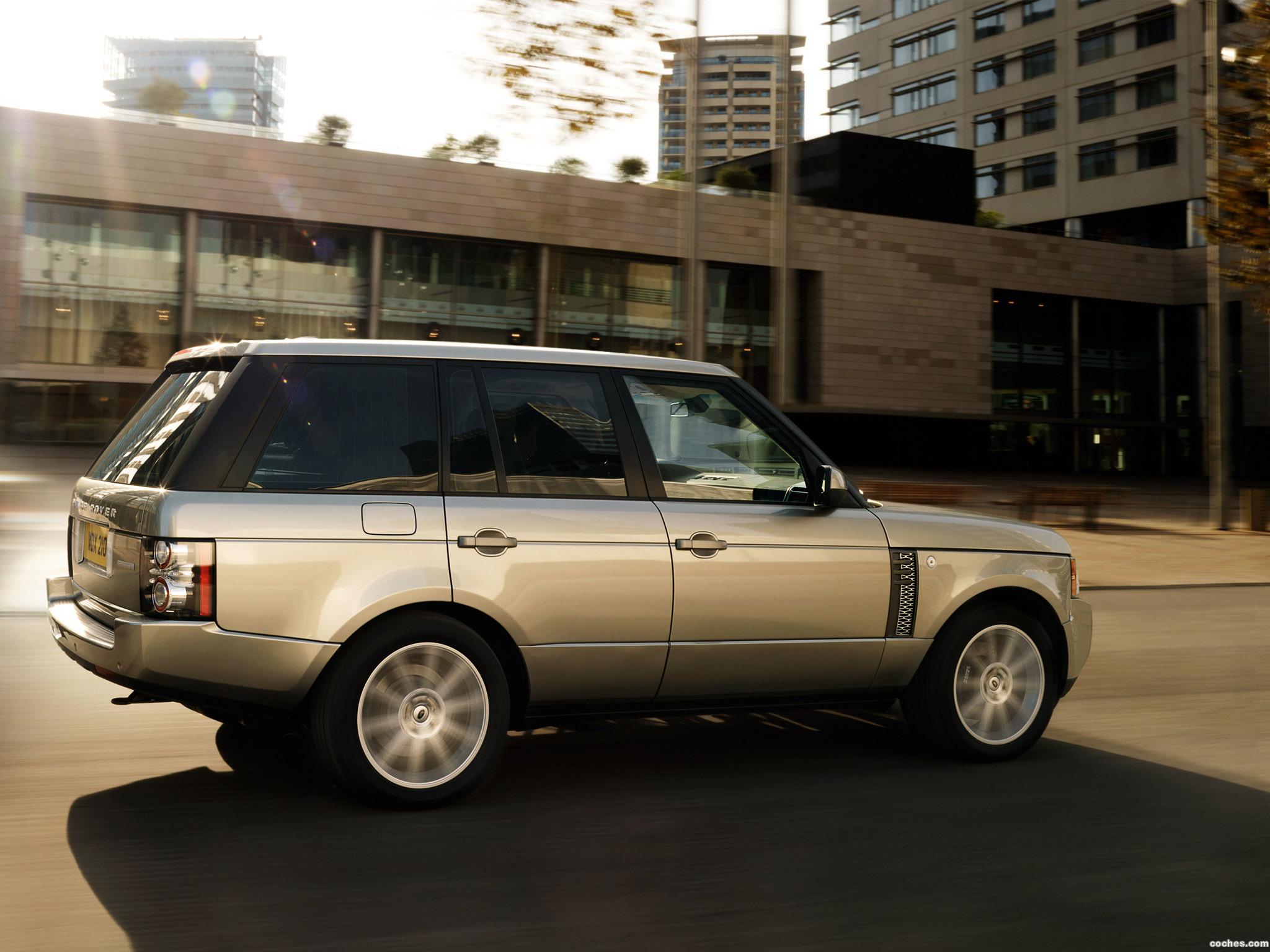 Foto 7 de Land Rover Range Rover (L322) 2009
