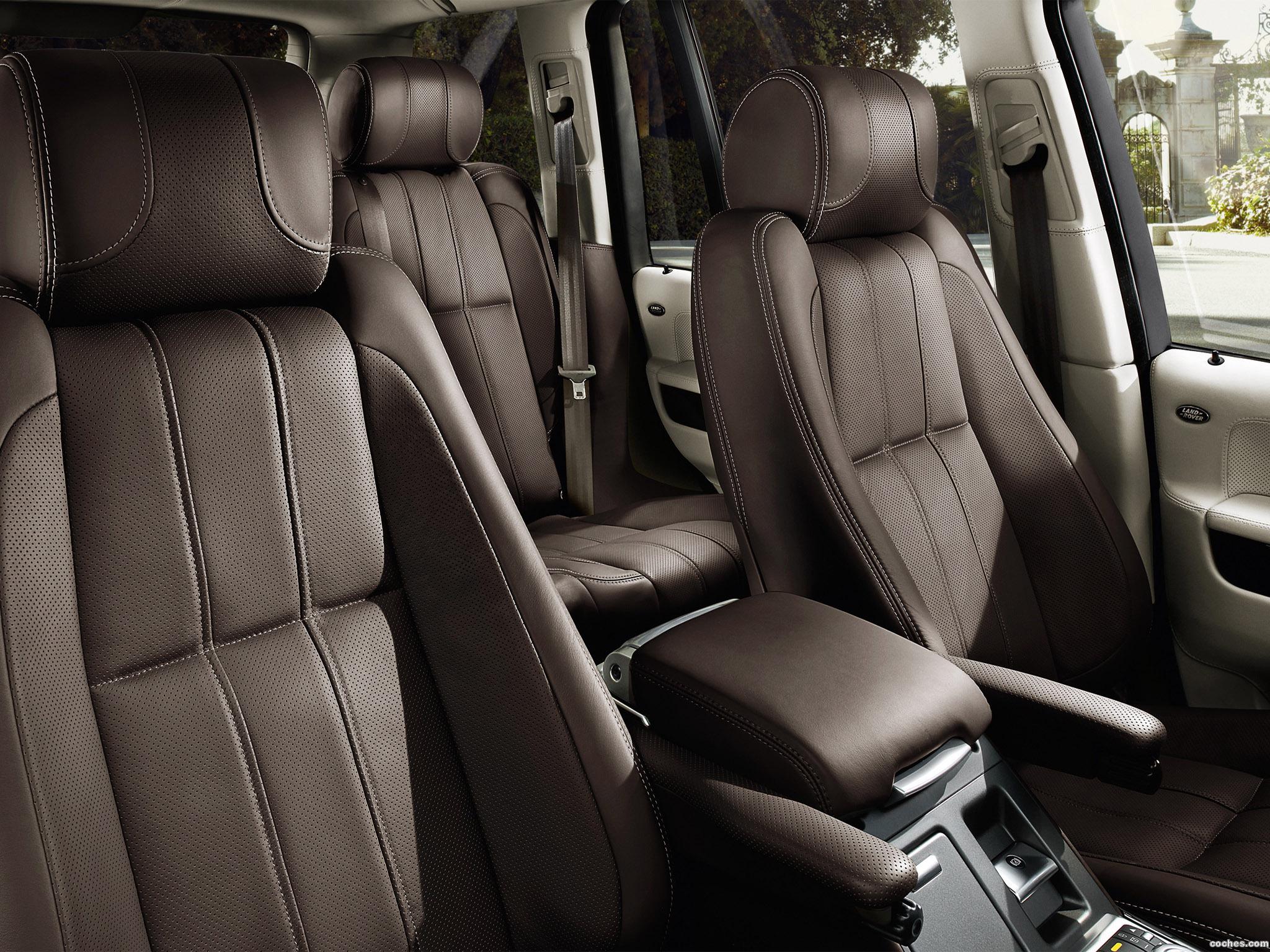 Foto 24 de Land Rover Range Rover (L322) 2009