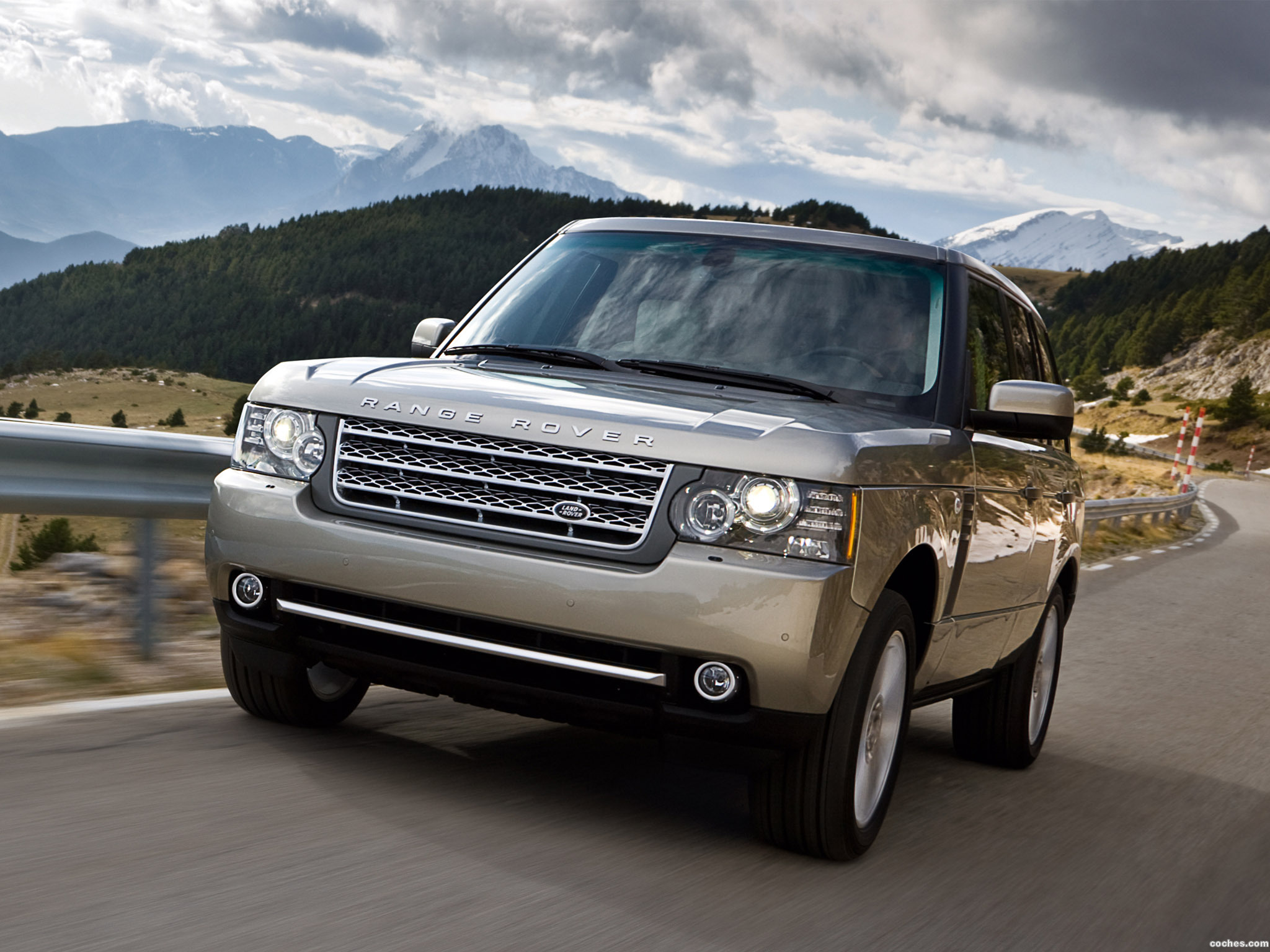 Foto 5 de Land Rover Range Rover (L322) 2009