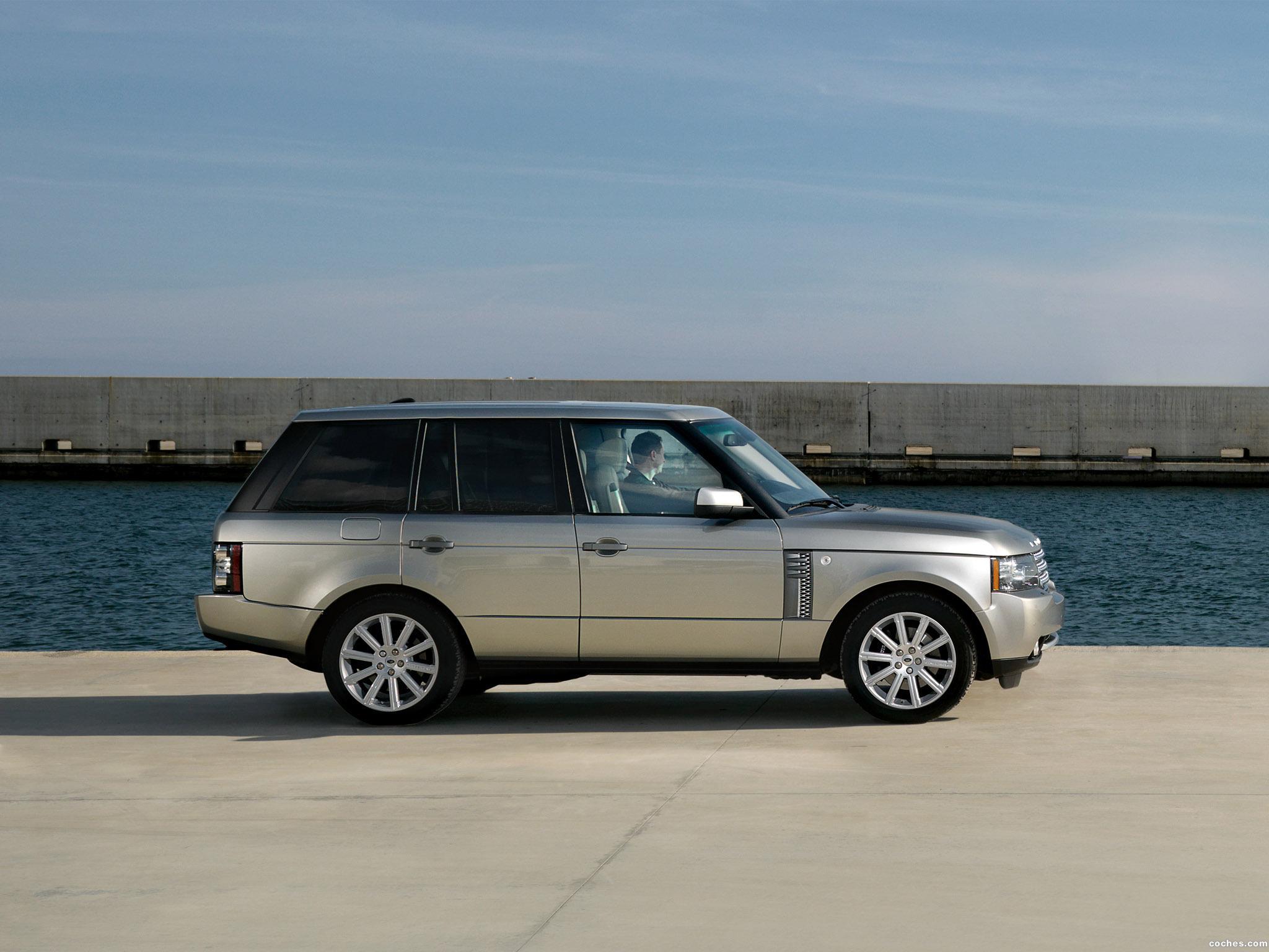 Foto 19 de Land Rover Range Rover (L322) 2009
