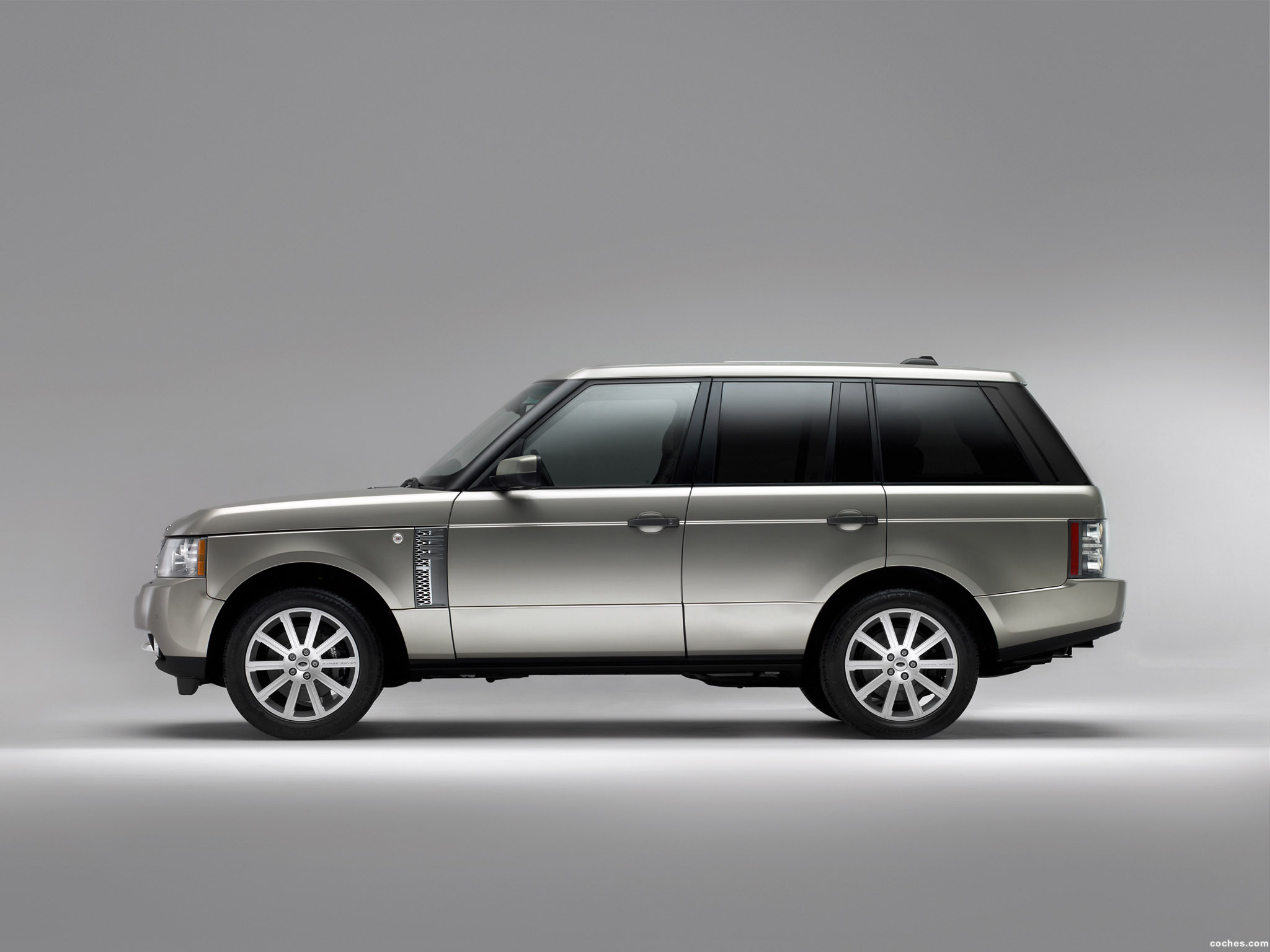 Foto 18 de Land Rover Range Rover (L322) 2009