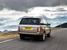 Ver foto 10 de Land Rover Range Rover (L322) 2009